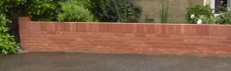 Brickwork Gloucester Brickwall Repairs Rebuild