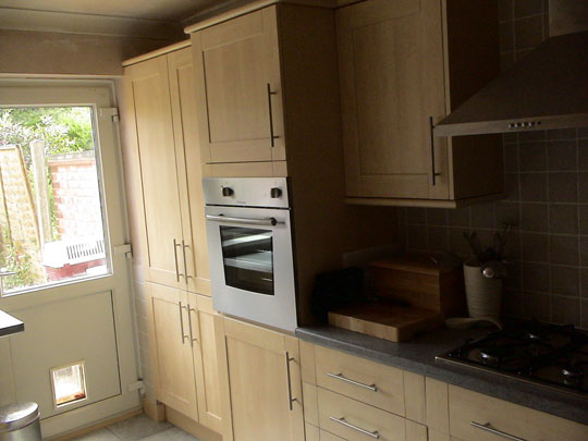 Kitchen Fitting Services Gloucester
